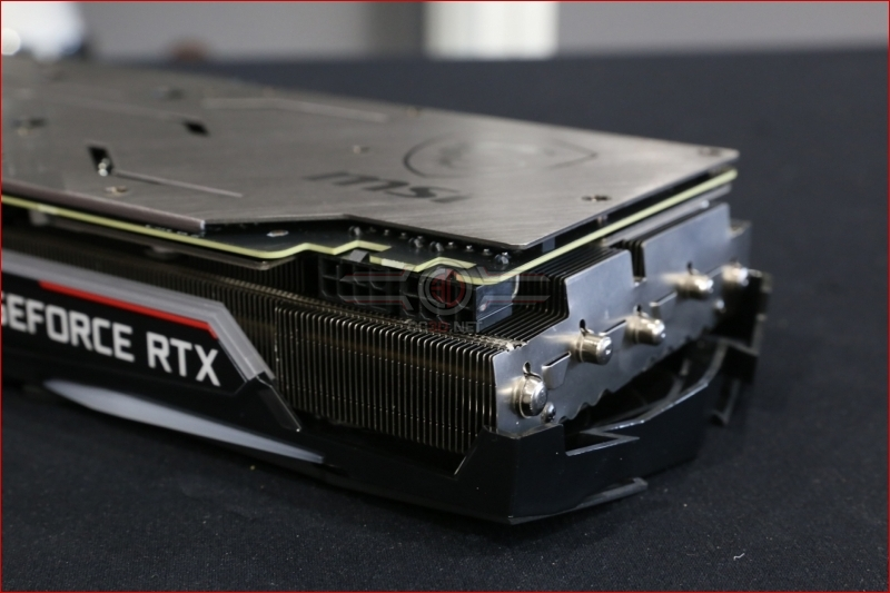 MSI RTX Gaming X Trio 2080 and 2080Ti Preview
