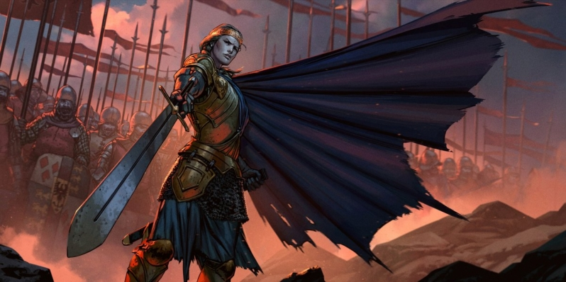 CD Projekt Red will release Thronebreaker: The Witcher Tales on October 23rd