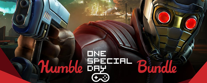The Humble 'One Special Day' Bundle is now live
