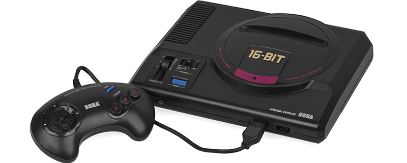 SEGA Delays their Mega Drive/Genisis Mini consoles to 2019
