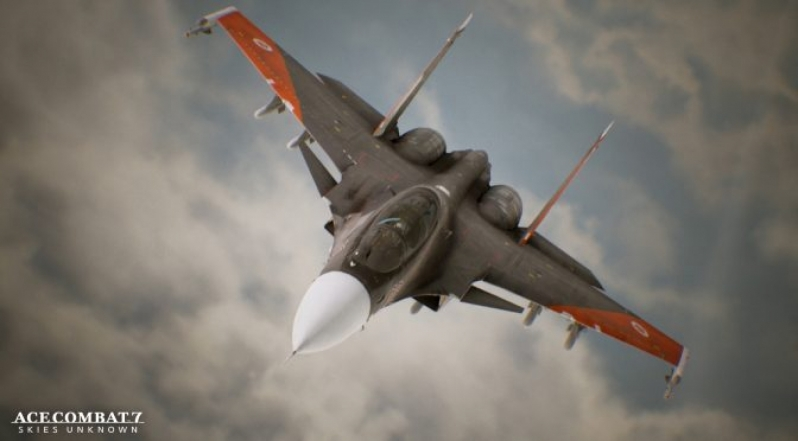 Ace Combat 7: Skies Unknown is coming to PC - System Requirements Revealed
