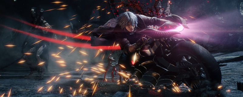 Capcom reveals Devil May Cry 5's PC system requirements