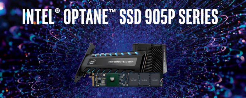 Intel releases high-end 1.5TB Optane 905P SSDs