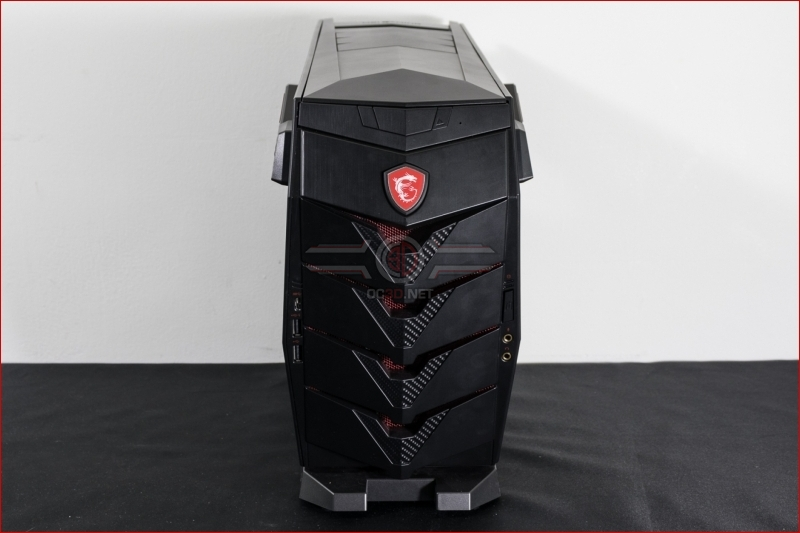MSI Aegis 3 8th Gen System Review