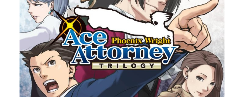 The Phoenix Wright: Ace Attorney Trilogy is coming to PC next year