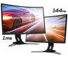 Acer launches their XZ1 series of Curved FreeSync Gaming Displays