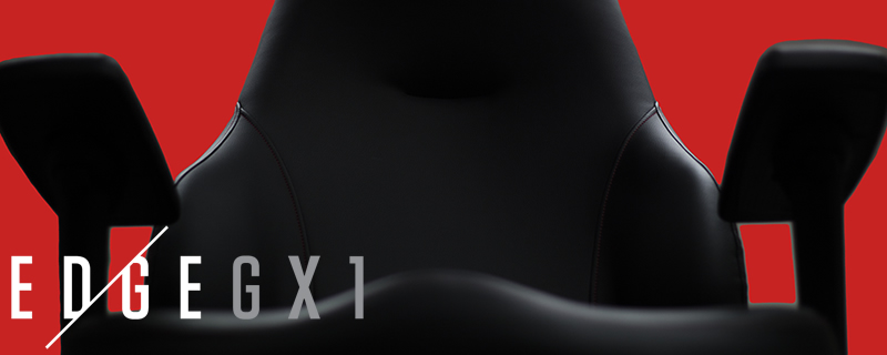 EDGE Unveils their GX1 Ergonomic Gaming Chair - Highlighting the flaws of 'Racing-Seat' designs