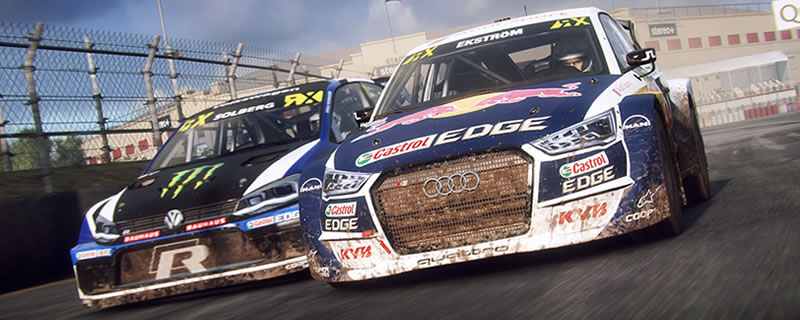 DiRT Rally 2.0 has been announced for PC and Consoles