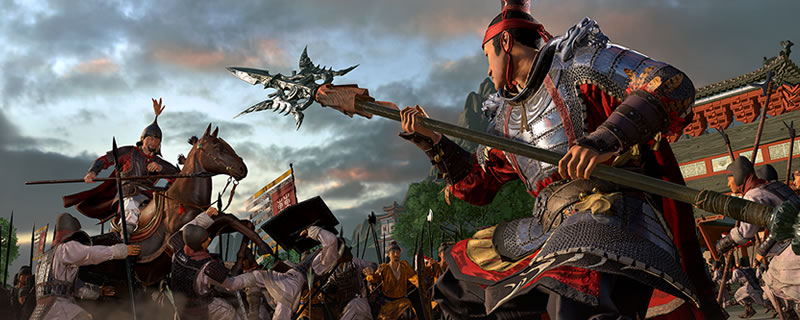 Total War: Three Kingdoms release date announced