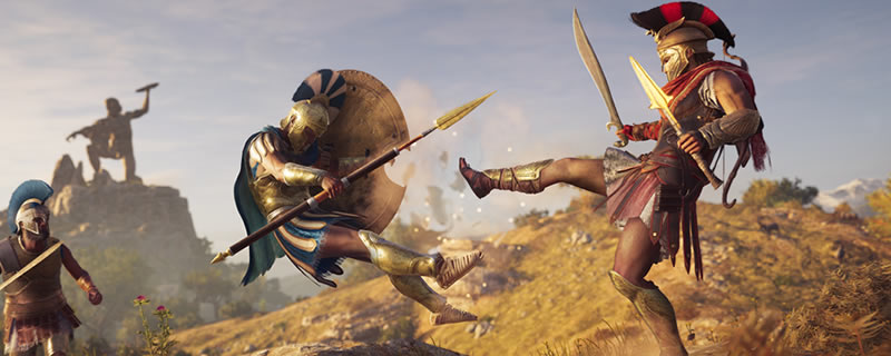 Google plans to stream Assassin's Creed: Odyssey to Project Stream beta testers