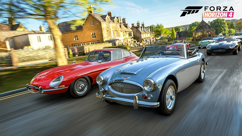 Forza Horizon 4 Day-0 Patch Boosts performance and adds new presets