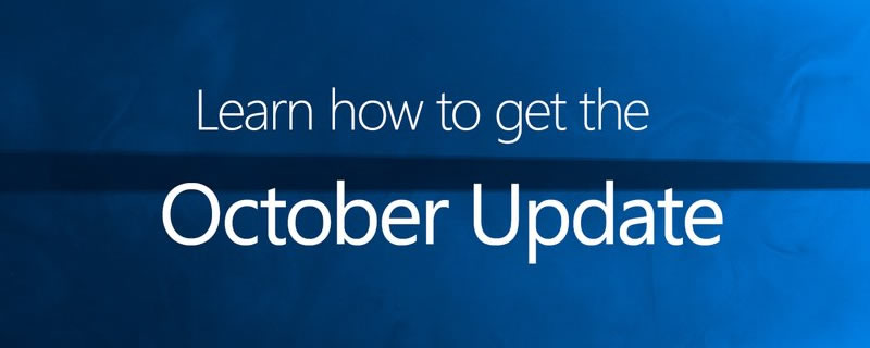 Microsoft's Windows 10 October update will have system less downtime than ever