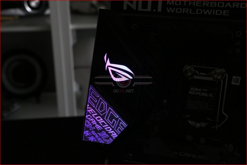 ASUS ROG Z390 Strix-E Preview