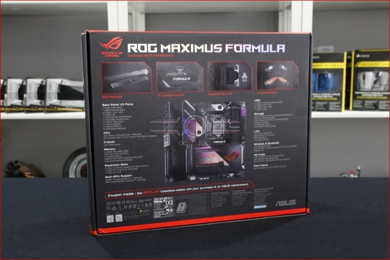 ASUS ROG Z390 Maximus XI Formula Preview