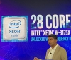 Intel reveals unlocked 28-core Intel XEON W-3175X processor