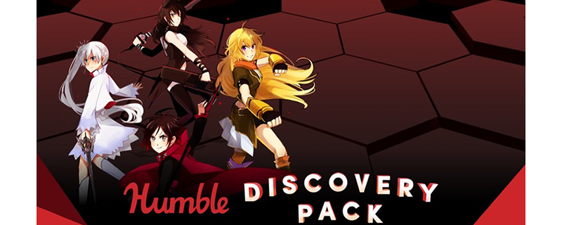 Humble releases their 'Discovery Pack' bundle