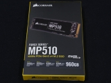 Corsair Force Series MP510 960GB Review