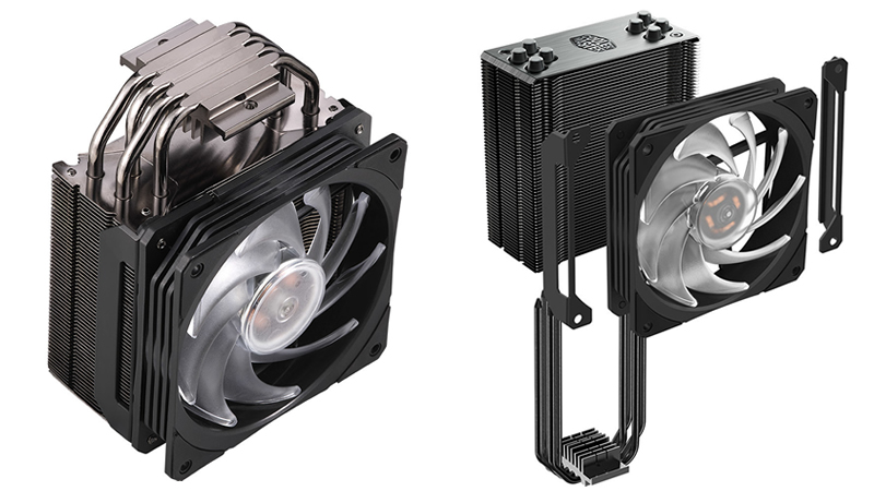Cooler Master announces two Hyper 212 Black Edition coolers