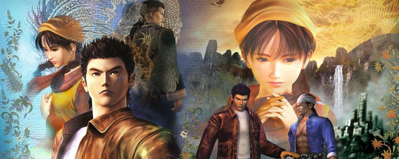 Shenmue's I/II's cancelled Remakes took a graphical steps beyond the game's official remasters