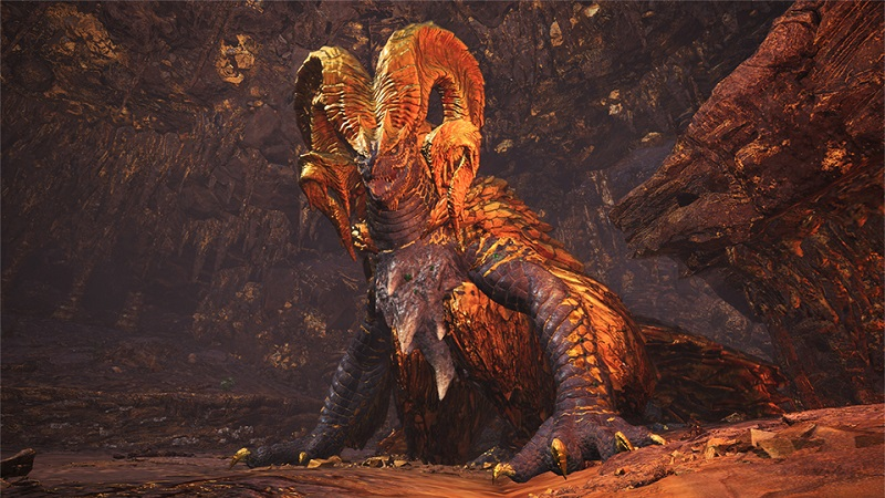Monster Hunter World's next update will address PC's texture issues and add
