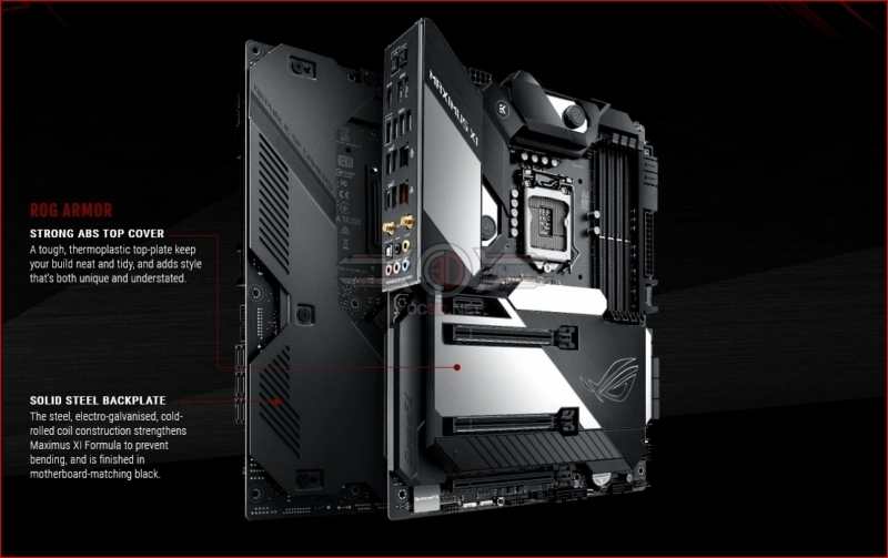 ASUS ROG Z390 Maximus XI Formula Review