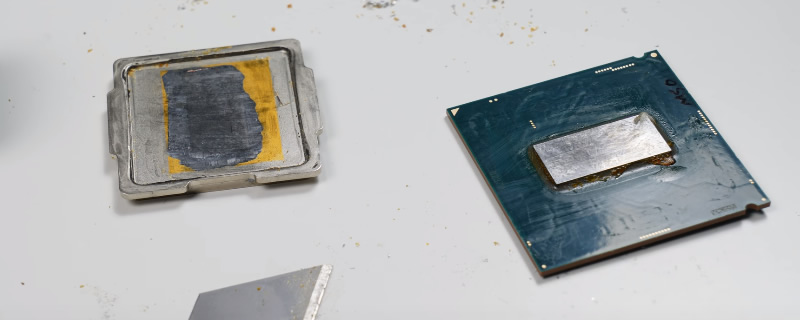 Intel's soldered i9-9900K can offer improved thermal performance though deliding