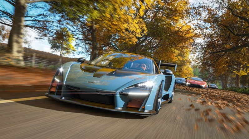 Forza Horizon 4's latest update extends draw distances and adds new story content