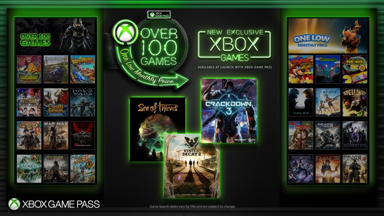 Microsoft plans to expand their Game Pass system to better cover PC