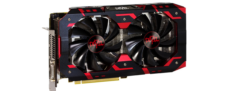 PowerColor Radeon RX 590 listed