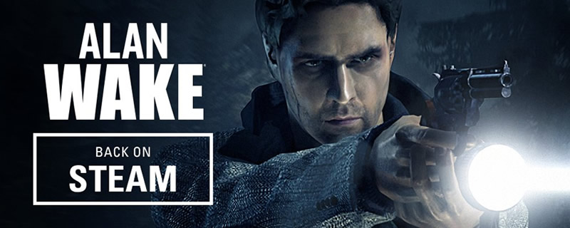 Alan Wake returns to Steam with renewed music rights