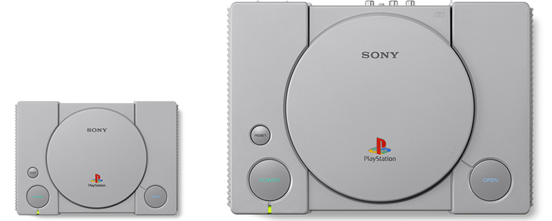 Sony reveals the PlayStation Classic's included games lineup