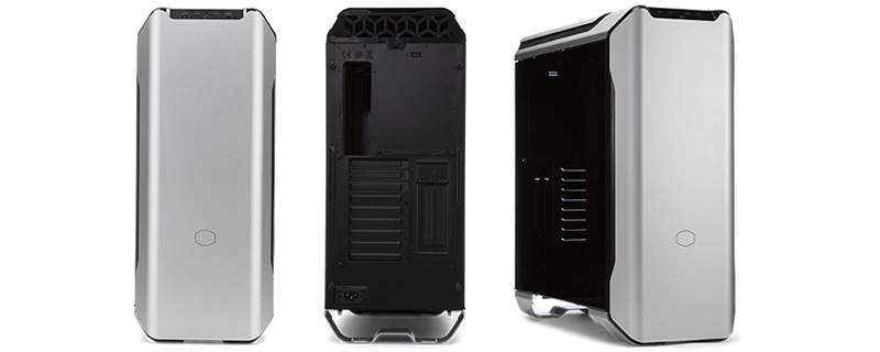 Cooler Master SL600M Review - Turning Case Design on it's Side