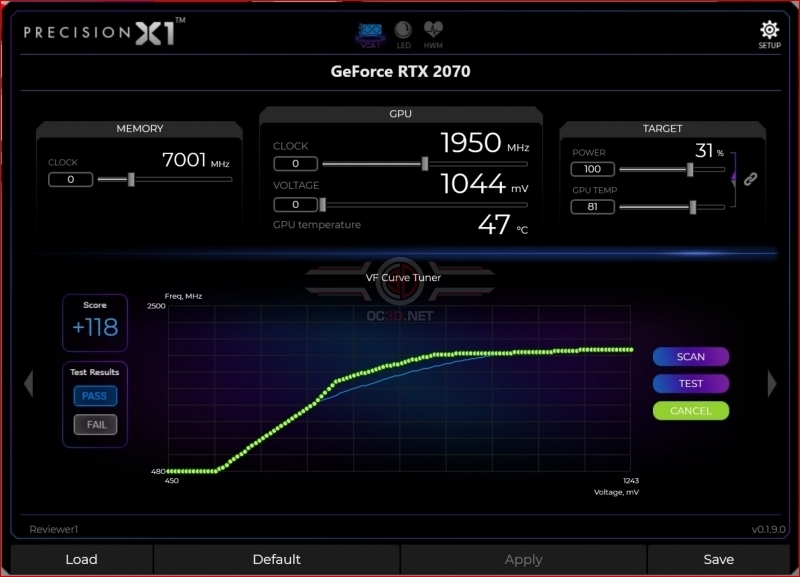ASUS RTX 2070 ROG Strix OC Review