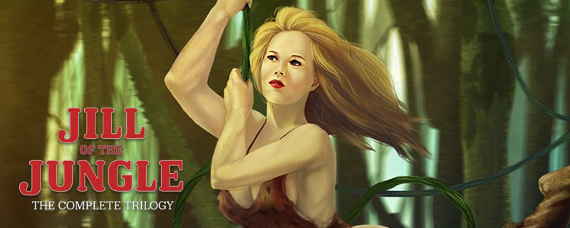 The Jill of the Jungle Trilogy is free on GOG