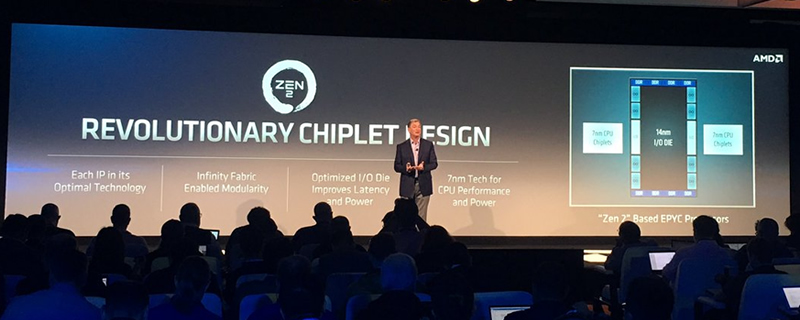 AMD discusses 7nm Zen 2 and Next-Generation EPYC