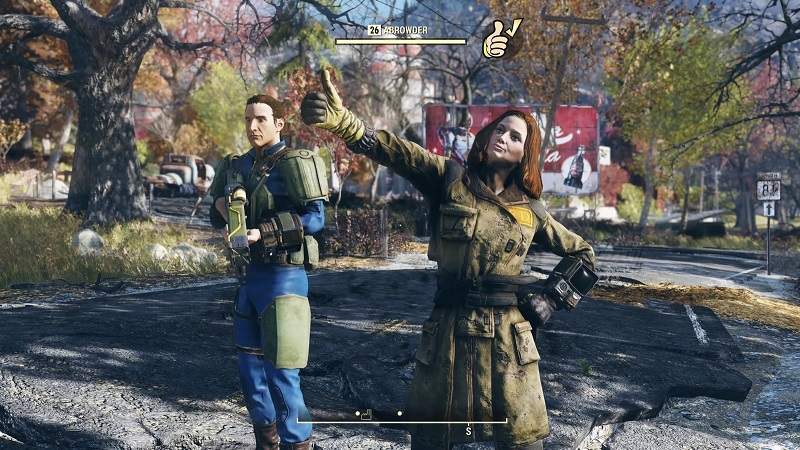 Fallout 76's PC version will lack FOV options and Ultra-Wide resolutions at launch