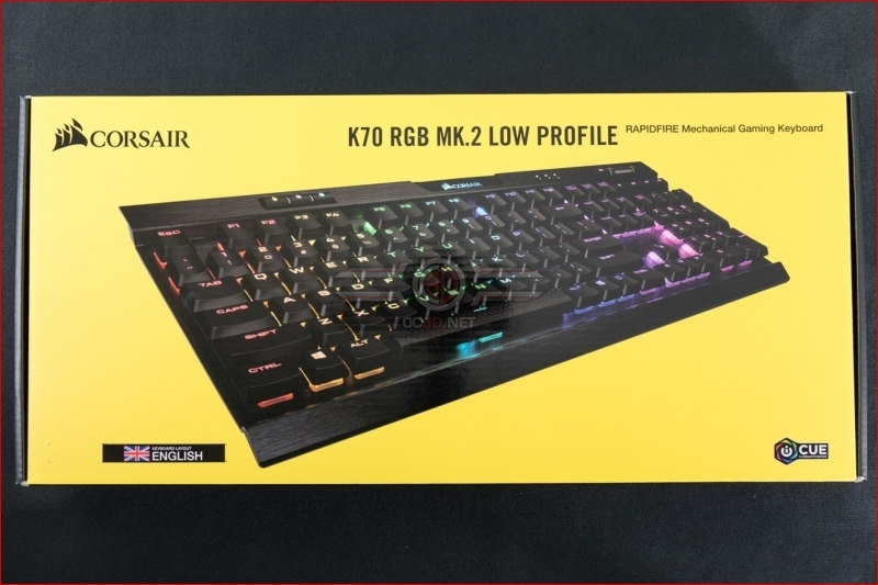 Corsair K70 RGB Mk.2 Low Profile Keyboard Review