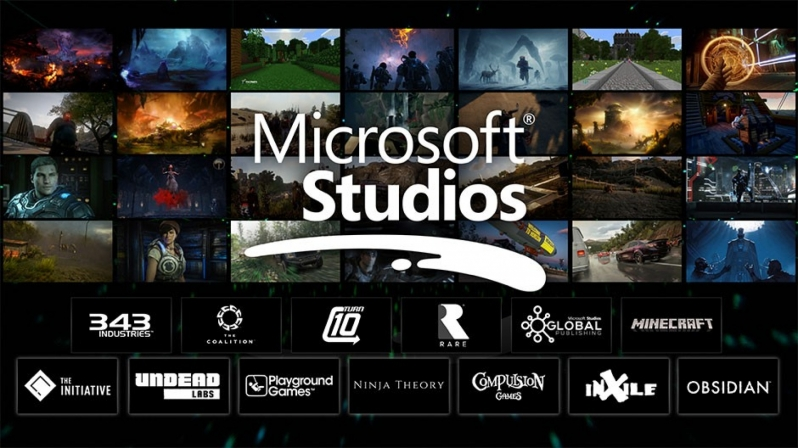 Obsidian Entertainment and inXile have been acquired by Microsoft