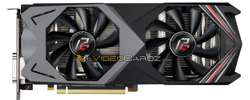 ASRock's RX 590 Phantom Gaming X OC GPU has been Pictured