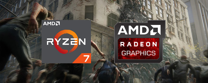 Saber Interactive Partners with AMD to Collaborate on World War Z PC Version
