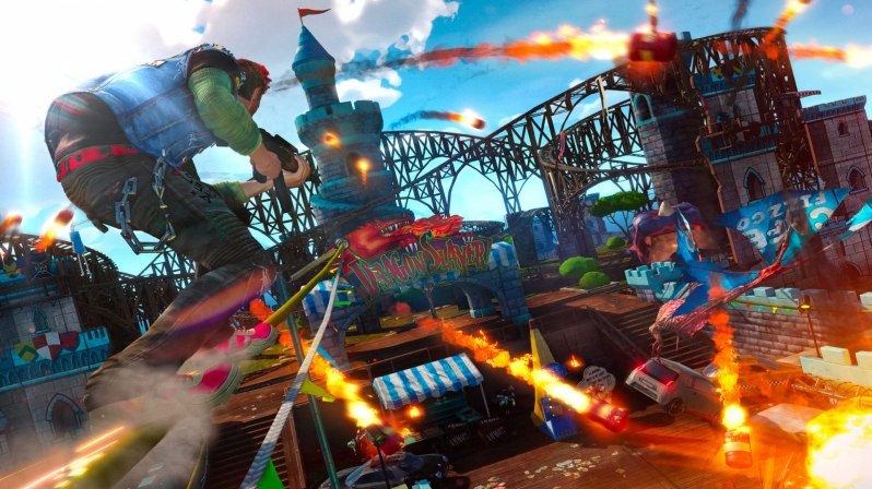 Insomniac Games releases Sunset Overdrive's PC System Requirements
