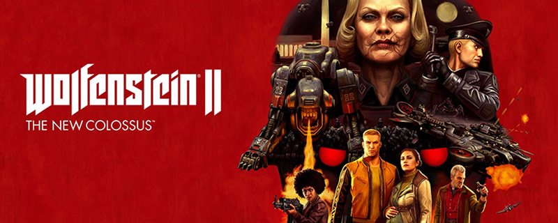 Wolfenstein II: The New Colossus will soon support Nvidia Adaptive Shading