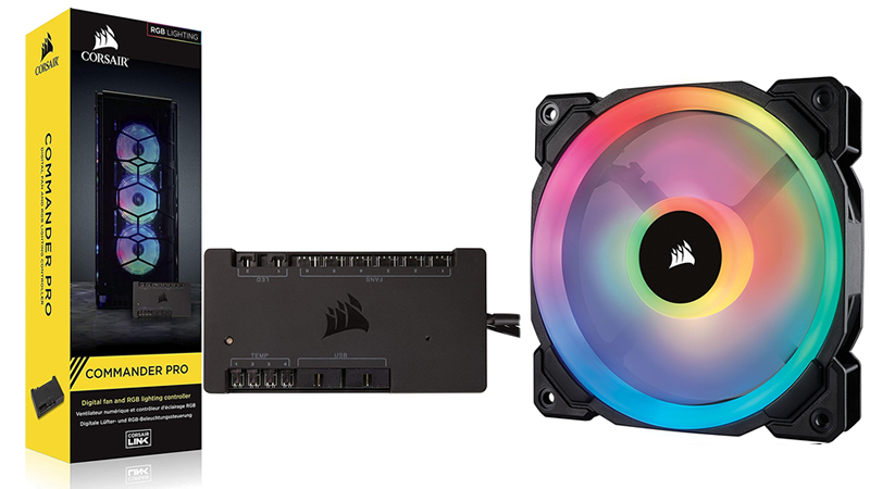 Corsair kicks off their Black Friday sale