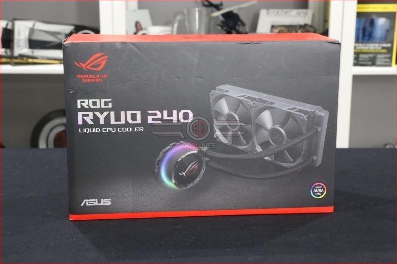 ASUS ROG Ryuo 240 and Ryujin 360 AIO Liquid Cooler Review