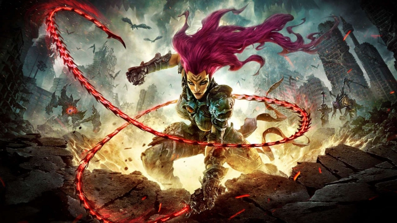 Nvidia releases their Geforce 417.01 driver for Darksiders III