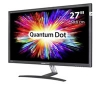HANNspree releases 27-inch HQ272PQD HS-IPS Quantum Dot 1440p monitor