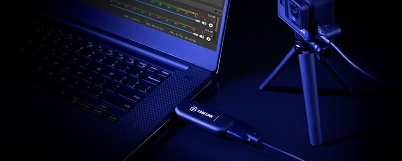 Elgato releases their Cam Link 4K recording device