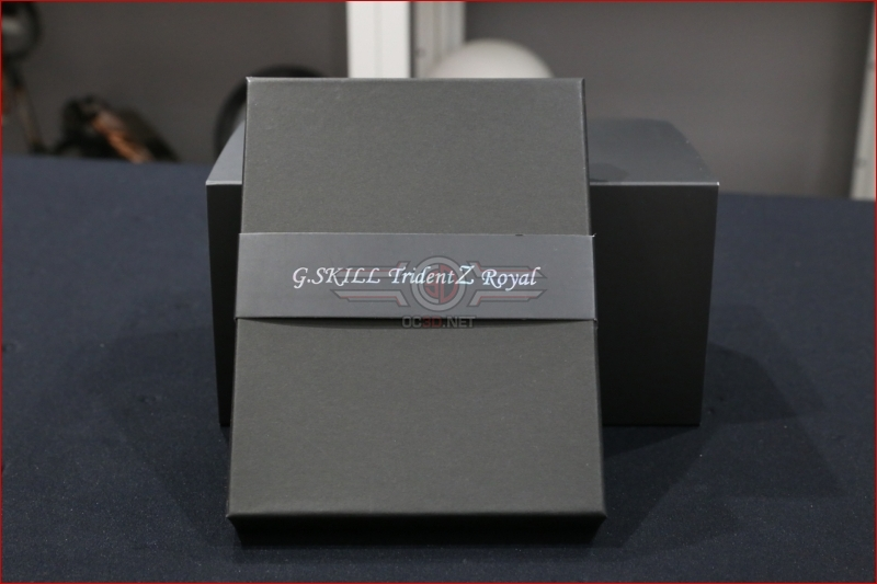 G.Skill Trident Z Royal Series
