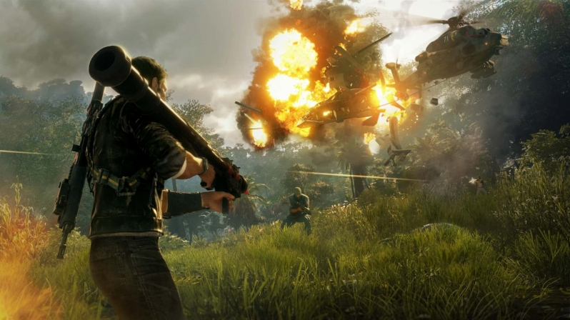 AMD released their Radeon Software 18.12.1 Driver for Just Cause 4
