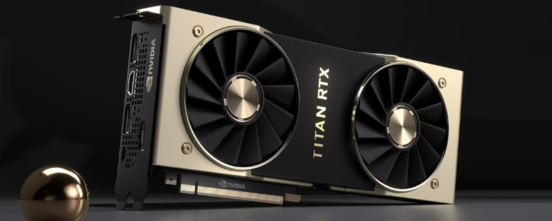 Nvidia officially reveals their £2,399 Titan RTX